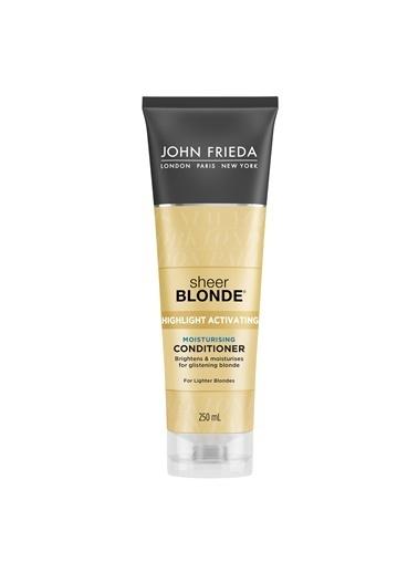 John Frieda John Frieda Sheer Blonde Moisturising Conditioner 250ml Renksiz
